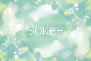 Bokeh background 109