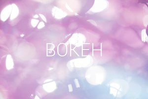 Bokeh background 110