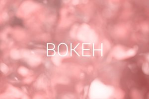 Bokeh background 112