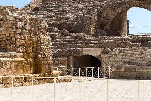 Tarragona roman ruins