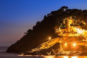 Tossa Castle