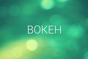 Bokeh background 118
