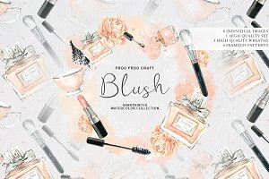 Blush - Makeup Set
