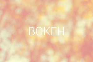 Bokeh background 115