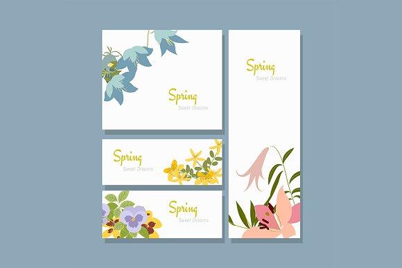 № 102 Spring. Sweet Dreams - Illustrations