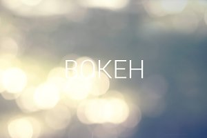 Bokeh background 122