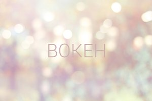 Bokeh background 116