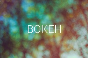 Bokeh background 124