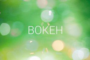 Bokeh background 120