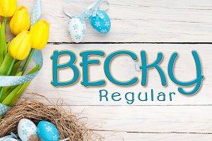 Becky Regular