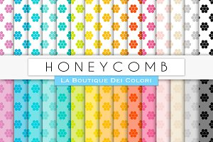 Honeycomb Digital Paper,