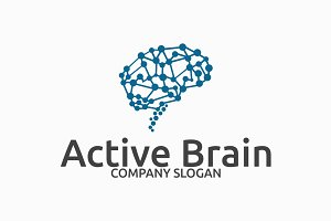 Active Brain Logo