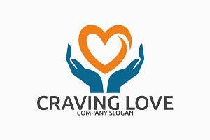 Craving Love Logo
