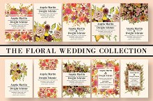 The Floral Wedding Collection