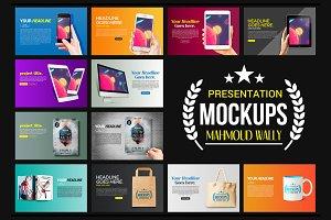 Presentation - Mockups