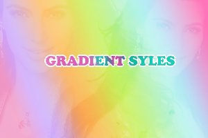 Gradients - Gradient Styles