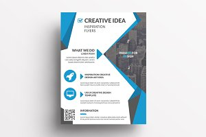 Creative Corporate Flyer V106