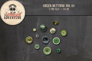 Green Buttons Vol.01