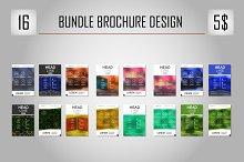 Bundle brochure design