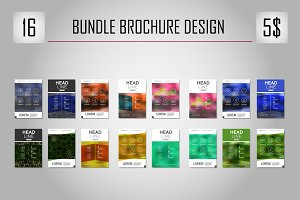 Bundle brochure design