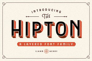 The HIPTON 50% OFF