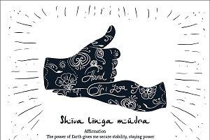 №104 Shiva Linga Mudra