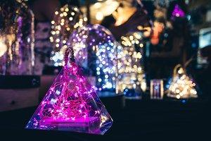 Decorative Fiber Lights