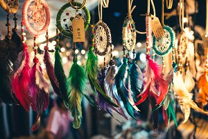 Hipster Dream Catchers