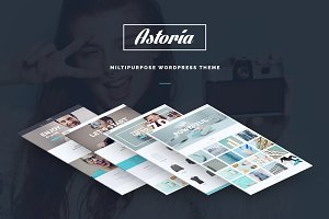 Astoria - Multi-purpose WP Theme