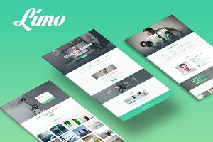 Limo - Multi-purpose WordPress Theme