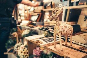 Handmade Toy Animal