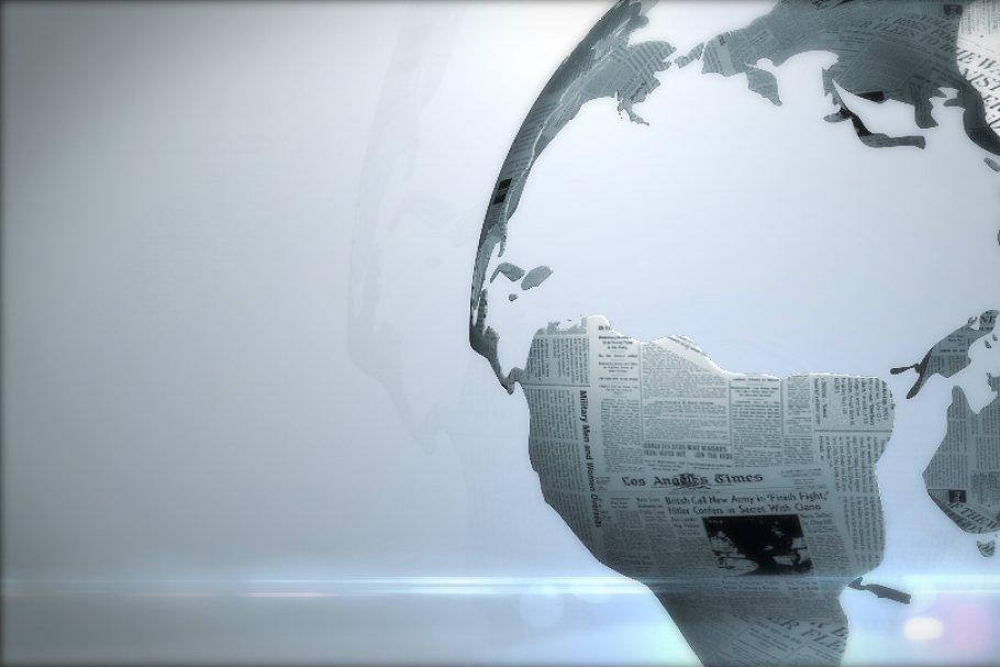Newspaper Earth