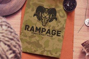 Rampage Urban Street Wear
