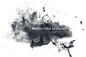 Watercolor texture