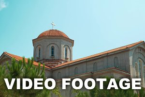 Big Christian Church in Peraia