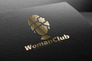 Woman Club Logo