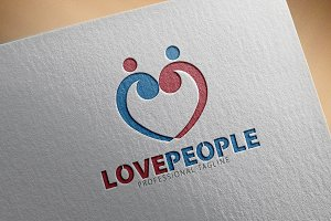 Love Peaple Logo
