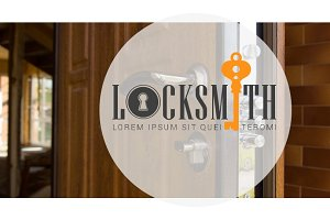 Locksmith Power Point Template