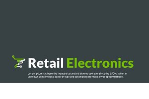 Retail Electronics Power Point