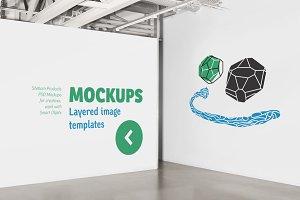 Indoor Signage Mockup - 02