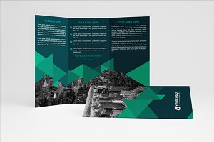 Green Corporate Brochure