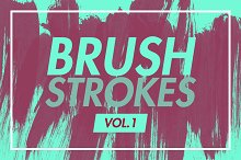 Brush Strokes v1