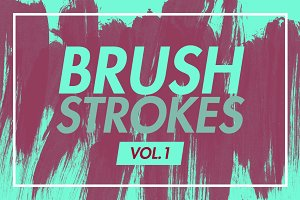 Brush Strokes v1