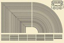 Vintage Borders Pattern Brushes 7