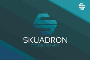 Skuadron - S Letter Logo
