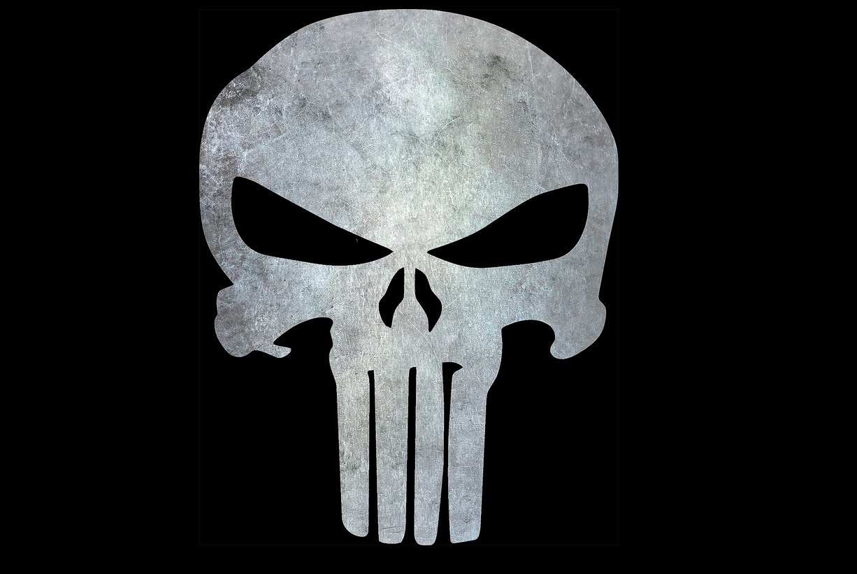 The Punisher Logo ~ Illustrations ~ Creative Market