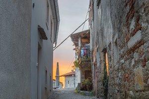 Medieval town of Stanjel
