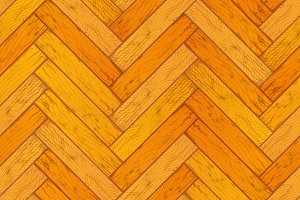 Bright wooden parquet pattern