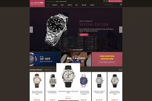 Time - Multiple Store Template