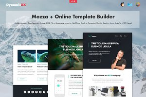 Mozza + Online Template Builder